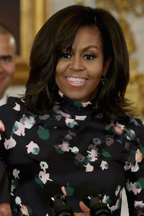 ms obamas haircut 606 best first lady michelle obama images on pinterest