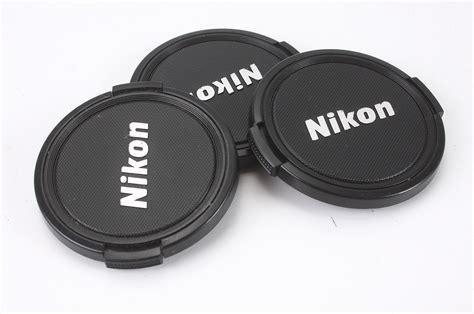 Front Cap Nikon 58mm nikon 58mm front caps plastic button lot of three 189449