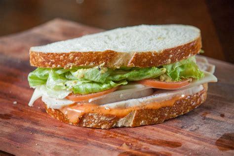 best turkey sandwich toppings