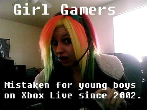 Girl Gamer Meme - inside gaming culture men women and gaming pt 2