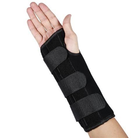 best wrist splint for carpal tunnel breathable carpal tunnel right wrist brace support sprain