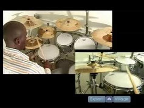 tutorial playing drum drum set basics how to play a basic rock beat on drums