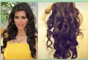 Curl long hair big sexy soft curls hairstyles curly qtiny com