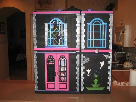 monster high house monster high