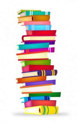 clipart libri altezza pila di libri vector misc vettoriali gratis
