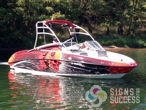 yamaha jet boat vs mastercraft 74 best images about boat wraps on pinterest sign design