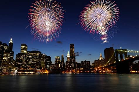 new year nyc 2016 fireworks the 20 best new year s celebrations huffpost