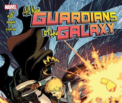 Baju Guardian Of The Galaxy 8 all new guardians of the galaxy 2017 8 comics marvel