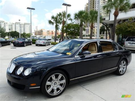 bentley continental flying spur blue 2008 blue bentley continental flying spur
