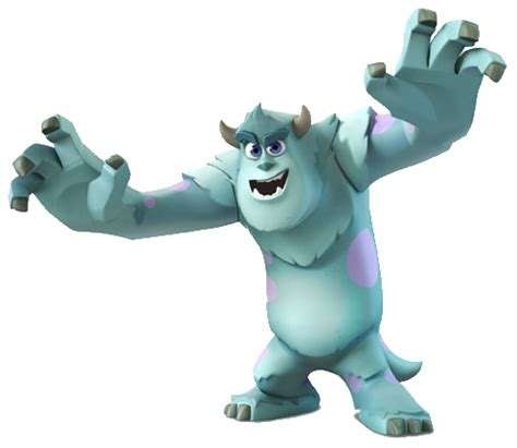 Disney Sulley image sulley png disney infinity wiki