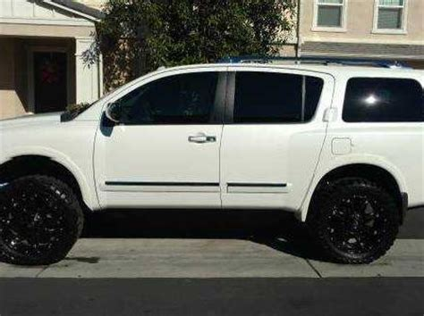 lifted nissan armada 2017 lifted nissan used cars mitula cars