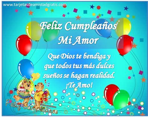 Imagenes Hermosas De Cumpleaños De Amor | tarjetas y postales de cumplea 241 os de amor rom 225 nticas