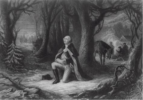 thisnation the prayer at valley forge
