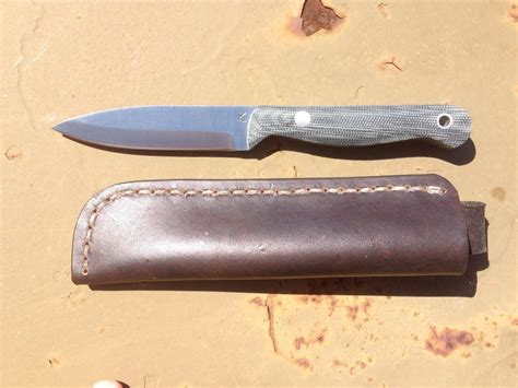 Jk Handmade Knives - jk handmade knives toby s knife w leather free shipping
