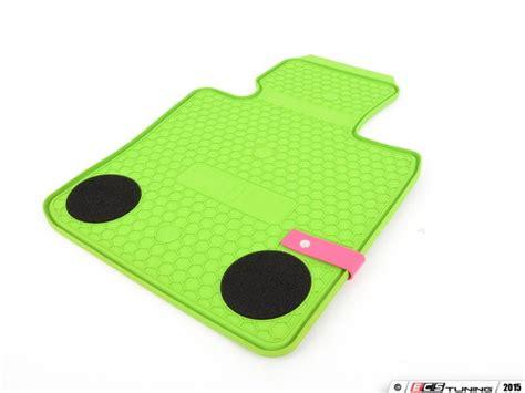 Rubber Green genuine mini 51472354158 front rubber factory floor