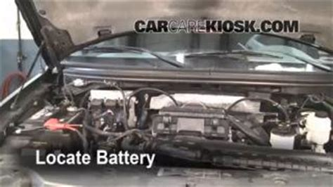 2006 ford f150 battery replacement battery box optima ford f 150 battery free engine image