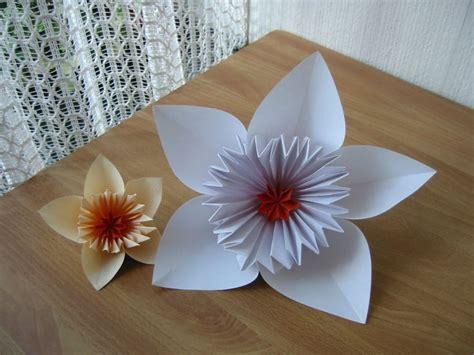 Flores De Origami - flores de papel origami origam origami