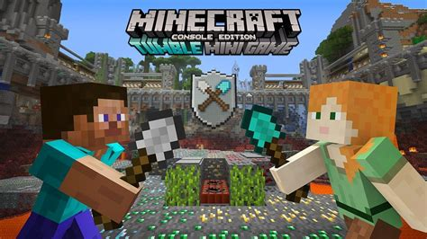 home design wii game minecraft wii u edition adds free new mini game quot tumble quot