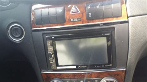 mercedes radio stereo upgrade 2007 clk 550 mbworld org forums