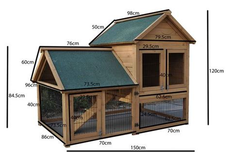 pig house plans rabbit hutch guinea pig cage chicken coop house 1