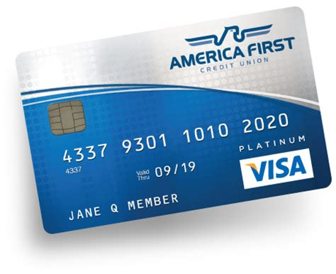 visa platinum credit card america first credit union - America First Gift Card Balance