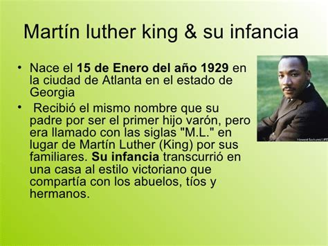quien era martin luther king mart 237 n luther king