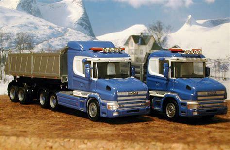 scania 144 dump truck fleet