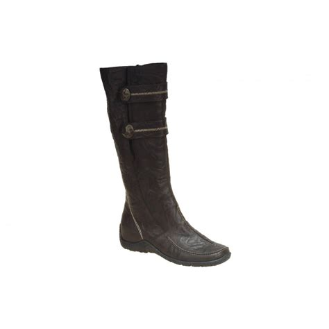 buy s rieker flat boot 79970