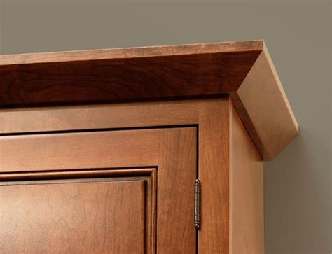 shaker cabinet crown molding cliqstudios angle crown molding is typically used with