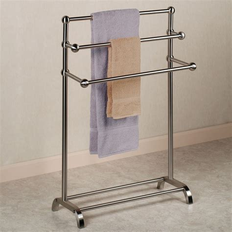 bathroom towel stands top 31 outstanding towel hangers for bathroom