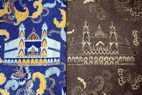 desain grafis batik motif batik semarang cerita lama atau cerita baru