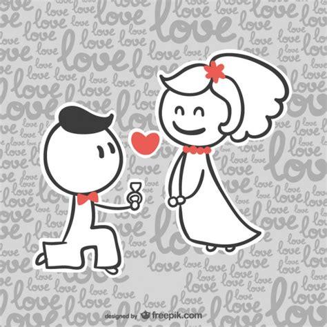 Kostenlose Vorlage Hochzeit Niedlichen Hochzeit Vorlage Der Kostenlosen Vektor