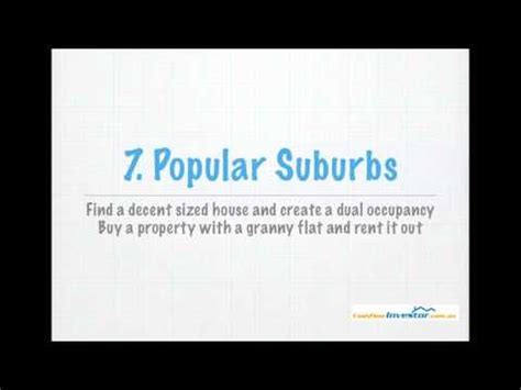 Positive Asset Search Top 10 Places To Find Positive Geared Property For Sale