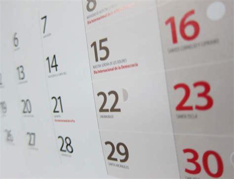 Dia De Los Santos Calendario Calendario Laboral 2018 Festivos Navidad Y Semana Santa