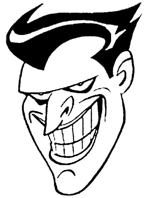 joker coloring pages for adults coloring pages
