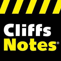 Cliffsnotes cliffs notes twitter