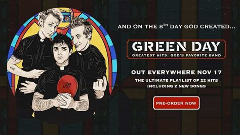 Lp Green Day Greatest Hits God S Favourite Band Vinyl green day greatest hits collection instash
