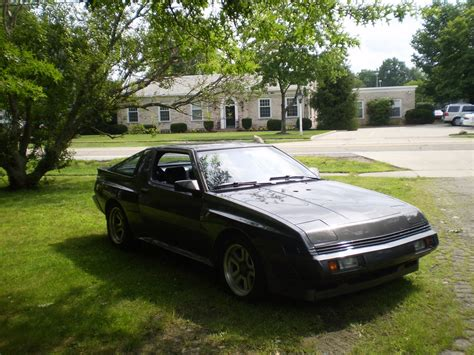 chrysler conquest 1987 gribbs1469 1987 chrysler conquest specs photos
