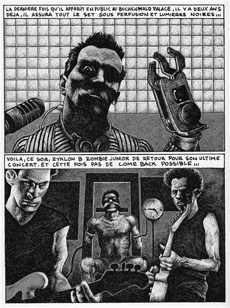 marc caro bd le blog de jerry frissen metal hurlant