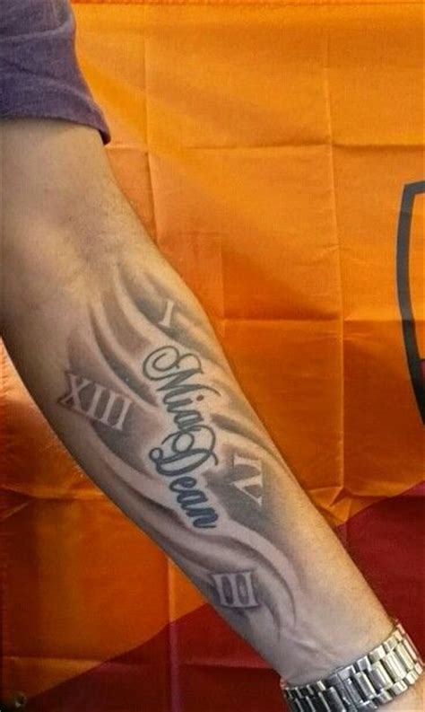 times new roman tattoo 17 best ideas about numeral tattoos on