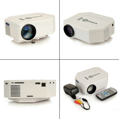 jual mini proyektor baru dengan kualitas gambar lebih bagus projektor