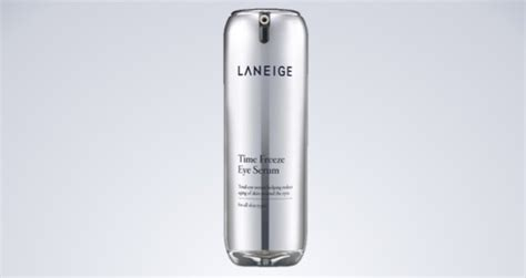 Laneige Time Freeze Eye Serum Mini rejuvenate and moisturize your skin with laneige s new time freeze line per my
