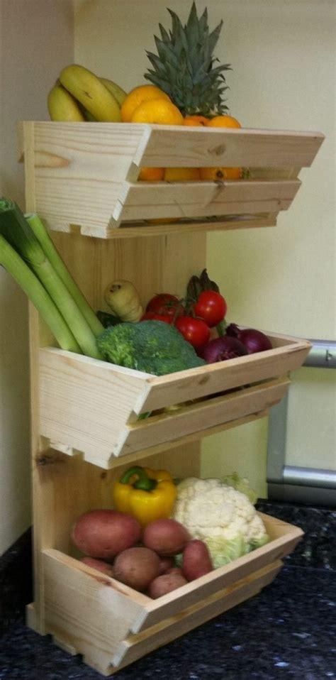 fruit  vegetable storage ideas littlepieceofme