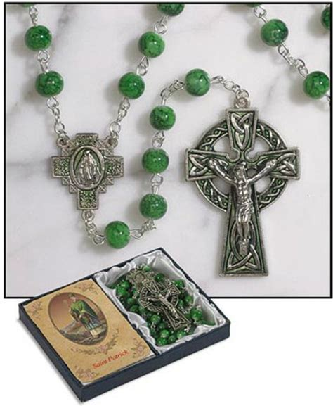 celtic cross with rosary celtic cross rosary 19 95 http