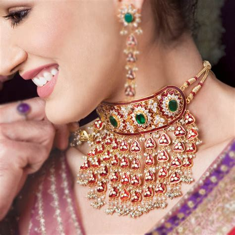 Indian Wedding Jewellery by Floralina Indian Bridal Jewelry