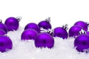purple christmas ornaments flickr photo sharing