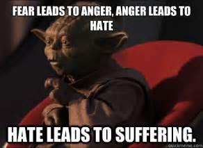 Fear Meme - a jedi psa quantum multiverse