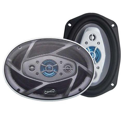 1200 watt 6 215 9 car audio stereo coaxial speakers 1200w
