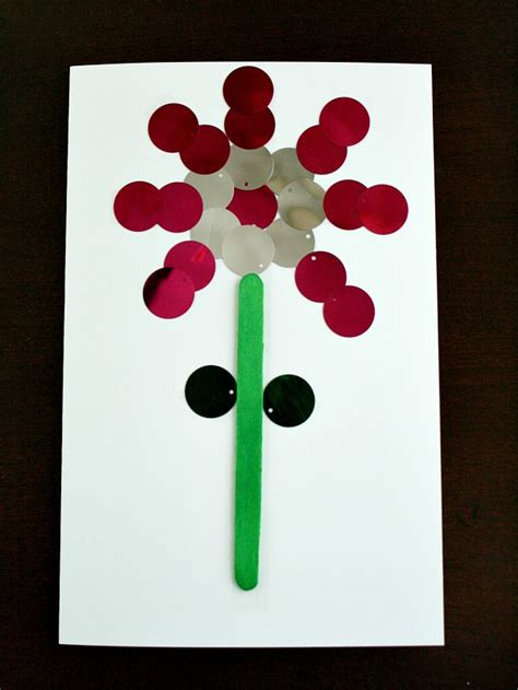mothers day cards toddlers can make easy s day card can make fantastic