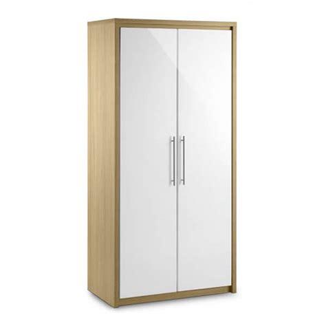 beli almari baju 2 pintu minimalis kayu jati jepara harga murah